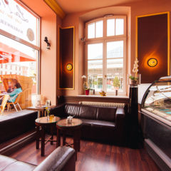 Café in Rostock - Lounge